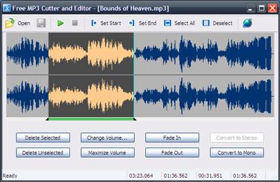 phần mềm cắt nhạc