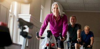 xe đạp tập thể dục có tốt không