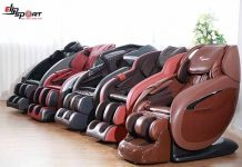 mua ghế massage cũ