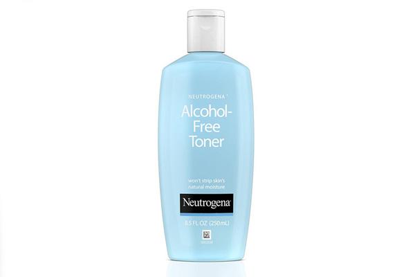 Nước hoa hồng Neutrogena Oil-Free Alcohol-Free Facial Toner