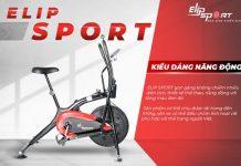 xe đạp tập thể dục elip