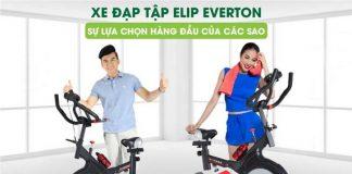 xe đạp tập thể dục gấp gọn