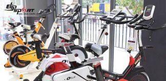 xe đạp tập thể dục thanh lý
