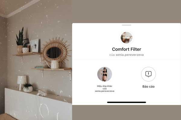 những filter hot trên instagram