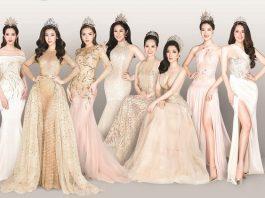 những hoa hậu đẹp nhất Việt Nam