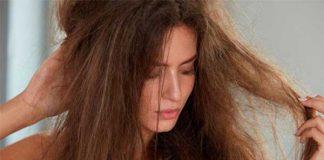 tóc khô xơ gãy rụng