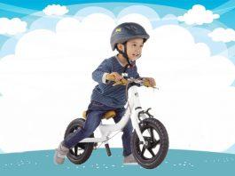 dạy bé đi xe đạp 2 bánh