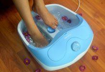 máy massage ngâm chân